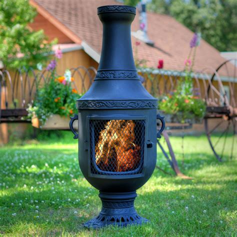 Fireplace Chiminea - chiminea chimenea