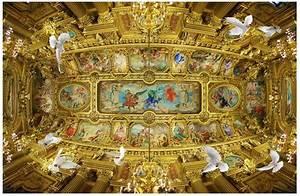 3d Decken Tapete : online kaufen gro handel fresko gem lde aus china fresko gem lde gro h ndler ~ Sanjose-hotels-ca.com Haus und Dekorationen