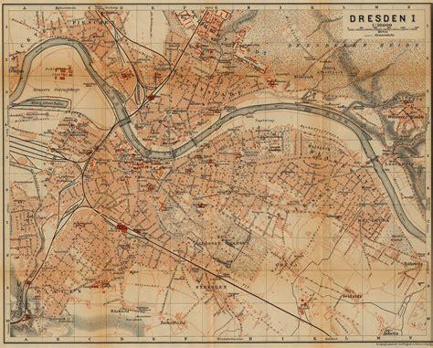 dresden historische landkarten