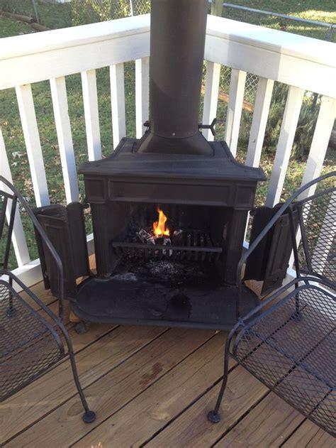 franklin stove   deck   franklin stove wood