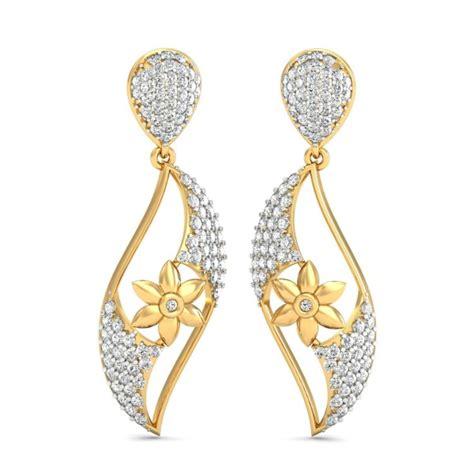 diamond earrings long earrings diamond long earrings