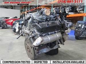 Jdm Mitsubishi Montero Sport V6 3 0l Sohc Non Turbo Engine 6g72