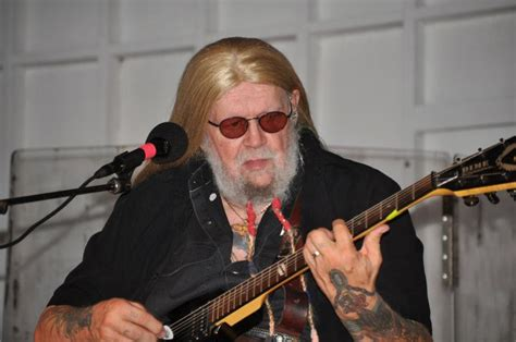 The Day Renegade Country Icon David Allan Coe Rolled Into