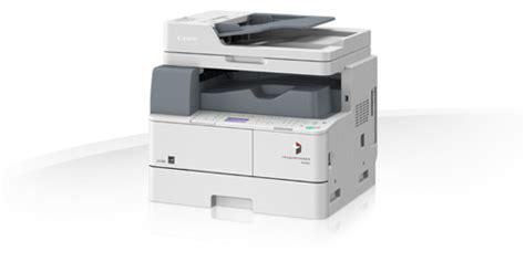 bureau top office canon imagerunner 1435i impression noir et blanc d