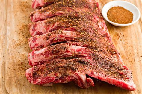 bbq rib rub kansas city barbecue rib rub recipe