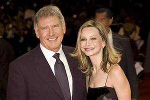 File:Harrison Ford and Calista Flockhart at the 2009 ...