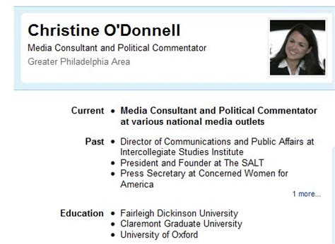 How To Put Attending College On Resume by O Donnell S Dubious Academic History