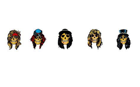 HD Guns Roses Heavy Metal Hard Rock Bands Groups Album
