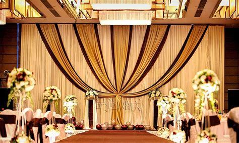 aliexpress buy luxurious wedding 4mx8m backdrop