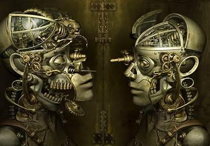 Steampunk Machines War Robots Hipwallpaper Gears Wallpapers
