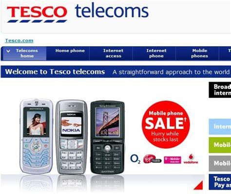 tesco denies mobile expansion plans techradar