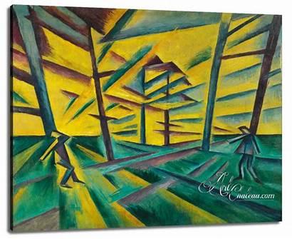 Kubin Otakar Bel Interior Painting Air Rolled