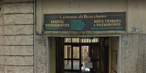 Ufficio Anagrafe Civitavecchia Ladri All Anagrafe Di Bracciano Ma Il Colpo Fallisce