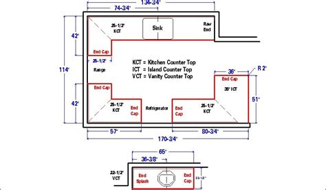 Permalink to How To Measure For New Kitchen Cabinets
