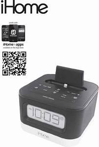 Ihome Docking Clock Radio Manual