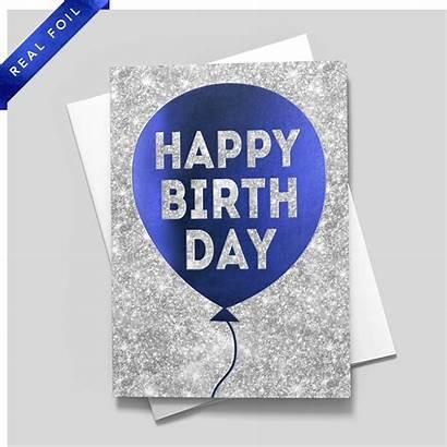 Cardsdirect Balloons Birthday Balloon Jeweled