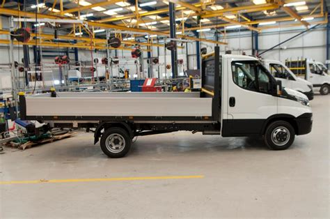 Iveco Daily Dropside Body 1999