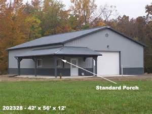 Metal Storage Sheds At Menards by Standard Porches Buildings Structures Metal Steel Pole Barns Sheds Studio Gallery Ideas