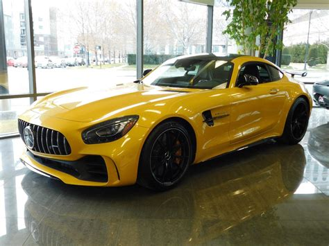 Mercedes Gt 2019 by New 2019 Mercedes Amg 174 Gt Amg 174 Gt R Coupe In Salt