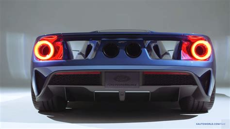 2017 Ford Gt A Sensation And A Future Investment