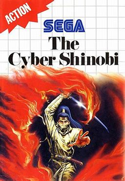 cyber shinobi wikipedia