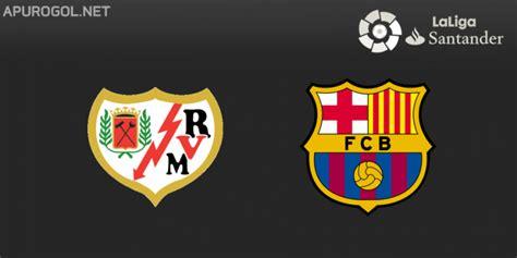 Resultado Final – Rayo Vallecano 2 Barcelona 3 – Liga de ...