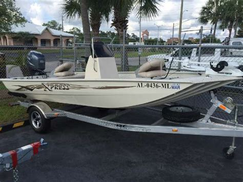 Used Xpress Boats In Alabama by Xpress Xp160 Boats For Sale In Alabama