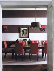 Whiteand Brown Dining Set - Interiordecodir com