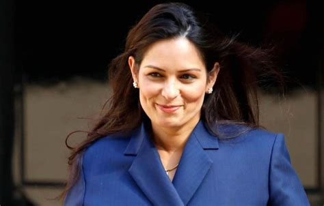 Priti Patel Age, Height, Weight, Husband, Net worth ...