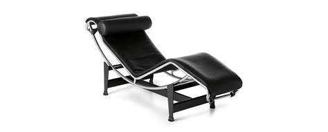 le corbusier chaise longue lc4 cassina le corbusier