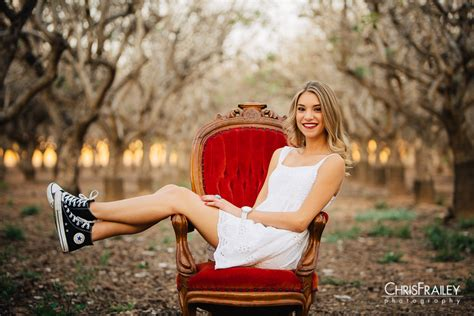 Senior Pictures At The Grove Shannon