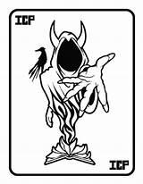 Hatchet Coloring Insane Liberal Clow Sampler Template Clown Drawing Posse Getdrawings Sketch sketch template