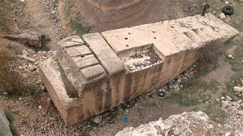 baalbek ancient stones lebanon megaliths aliens mysteries stone megalithic alien quarry mystery technology monuments trilithon structures blocks cutting baalbeck cut