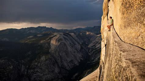 Alex Honnold Canon Eos 5d Yosemite National Park Wallpaper