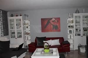 Graue Wand Wohnzimmer : schlafzimmer einrichten mit feng shui ~ Indierocktalk.com Haus und Dekorationen