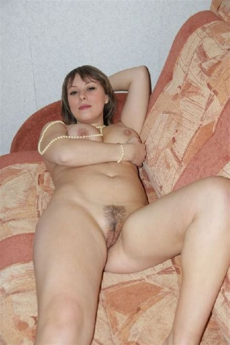 Curvy Russian Mom In Lingerie