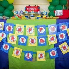 Beyblade Party Ideas for a Boy Birthday Catch My Party