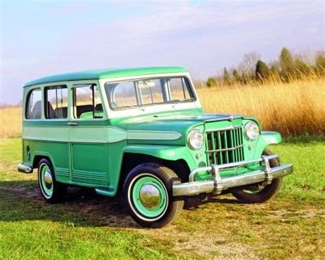 willys wagon  ruggedly designed   wi