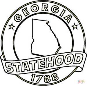 georgia coloring page  printable coloring pages