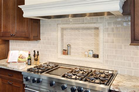 Latest Trends In Kitchen Backsplashes : Kitchen Backsplash Trends Home Design Ideas And Pictures