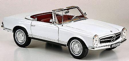 Detailansicht Artikelnr Ma8351  Mercedesbenz 230 Sl