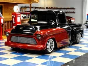 1956 Chevy 3100 Stepside Truck