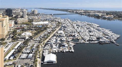 Florida Boat Shows by Palm International Boat Show Ship Your Boat Now