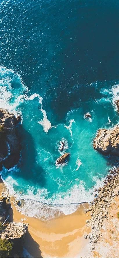 Iphone Wallpapers Ocean Meer Nature Sea Hintergrund
