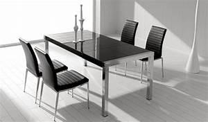La Table Moderne De Salle Manger 33 Ides Et Propositions
