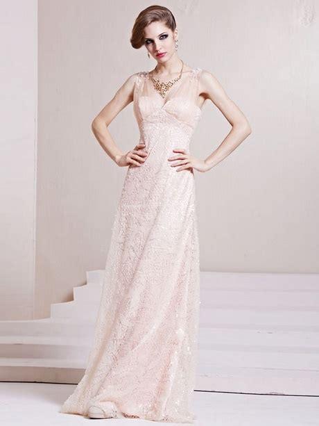 romantische mode für mollige romantische lange kleider