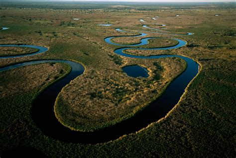 expedition launched  save africas largest wetland