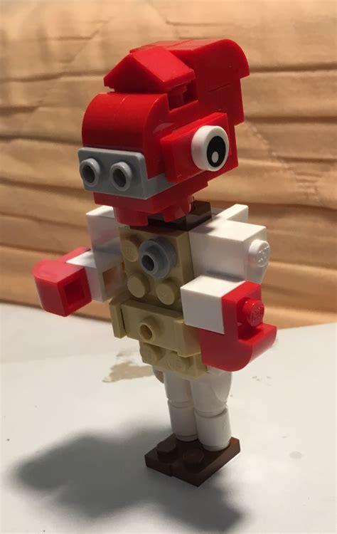 Lego Admiral Ackbar By Kieliindustries Fur Affinity