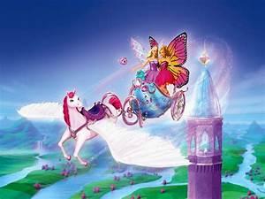 Barbie Mariposa & The Fairy Princess Wallpapers High ...