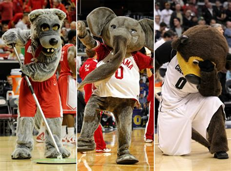 guess  ncaa tournament teams mascot bostoncom